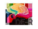 De-R Logo